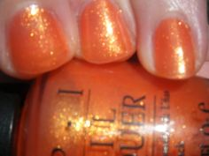 OPI - Brighter by the Dozen Collection/Brights Collection Summer/2006 - Goin' Ape-ricot!