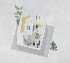 TEŻ-.-the-concrete-cube-house-.-Kozieglowy-7.jpg (1680×1514)