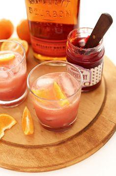 Raspberry Jam Bourbo