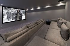 Home theaters More ideas below: DIY Home theater Decorations Ideas Basement Home theater Rooms Red Home theater Seating Small Home theater Speakers Luxury Home theater Couch Design Cozy Home theater Projector Setup Modern Home theater Lighting System Home Theater Lighting, Theater Room Decor, Home Theater Setup, At Home Movie Theater, Home Theater Design, Home Theater Seating, Home Theater Speakers, Theater Seats, Home Cinema Room
