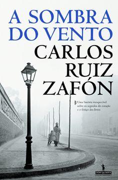 A Sombra do Vento , Carlos Ruiz Zafón. Compre livros na Fnac.pt