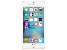 """iPhone 6S Plus Apple 64GB Ouro Rosa 4G Tela 5.5"""" - Retina Câm. 12MP + Selfie 5MP iOS 9 Proc. Chip A9 com as melhores condições você…"""