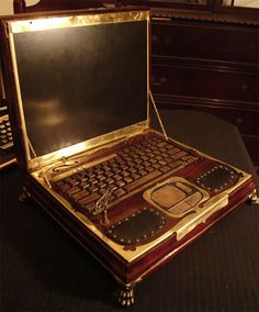 This has got to be the COOLEST gadget out there. Hewlett-Packard ZT1000 laptop.
