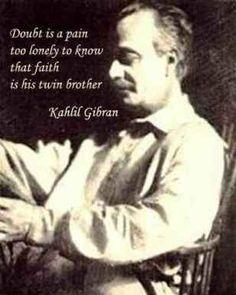 Kahlil Gibran Wisdom Quotes