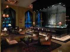 Shangri-La Qaryat al Beri's Hanah Bar, Abu Dhabi