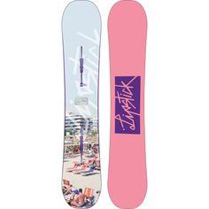 Image of Burton Lip-Stick Snowboard - Women's