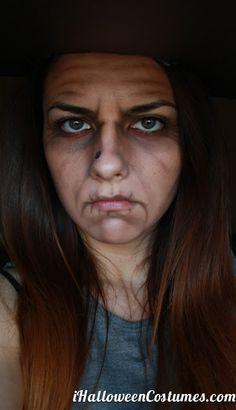 vrajitoare halloween witch makeup - Halloween Costumes 2013