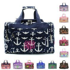 305ce3a6afb6 Personalized Duffle Gym Bag Sports Carry On Travel Tote - Gifts Happen Here  - 1