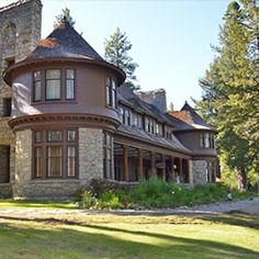 Lake Tahoe - Hellman-Ehrman Mansion is located at Sugar Pine Point State Park just south of Tahoma on Highway 89. During the summer and fall it is a great place to take the family for a picnic on the grass or swimming down by the beach - check out special events. A great piece of Lake Tahoe history.