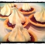 Caramel Macadamia Nut with a White Chocolate Buttercream | MmGood.com