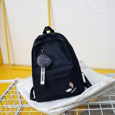 Blackpink Twice Exo Backpacks Monsta X Wanna One Stray Kids Txt Women Backpack School BagPack Teenager Sac A Dos Color Bts Backpack, Backpack For Teens, Canvas Backpack, Black Backpack, Backpack Bags, Mochila Kpop, Mochila Do Bts, Cute Backpacks, Girl Backpacks