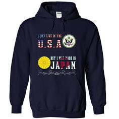 Japan-UsaThis Shirts Printed on high quality material. designed and in and Not available in Stores! Just Tell your friend or family! Dont wait! ORDER yours TODAY! statifaction guarantee or your money back!Japan-Usa
