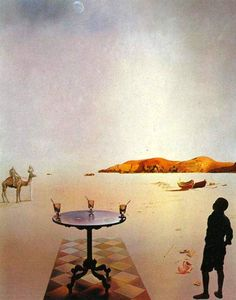 Sun Table by Salvador Dali c. 1936