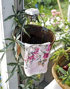 Old Bucket ~ New Garden Sink