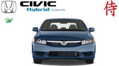 civic hybrid service manual