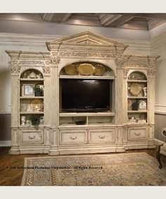 Fabulous entertainment center