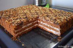Fotorecept: Marlenka Oreo Cupcakes, Tiramisu, Banana Bread, Cake Recipes, Sweet Tooth, Food And Drink, Ethnic Recipes, Med, Gardening