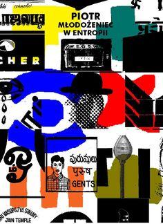 piotr mlodozeniec/plakaty 1980 - 2015