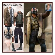 """Bane Costume Collection"" by fjackets ❤ liked on Polyvore"