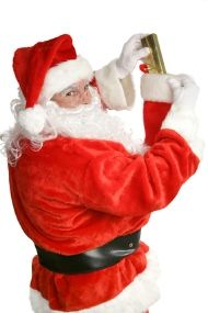 Santa told me, the key to stuffing a Christmas Stocking is to have a variety of different sized items, because too many small stocking stuffers... christma stock, christmas stocking stuffers, keys, christma gift, small stock, christma idea, christmas stockings, gift guid, stock stuffer
