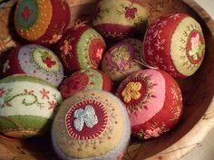 Christmas ornaments to make.