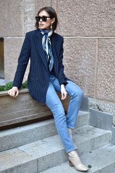 Modna urednica čije će chic kombinacije biti sjajna inspiracija svim ljubiteljicama minimalizma - MODAMO.info - Prvi bh. modni portal - Moda - Odjeća - Trendovi - Stil - Ljepota