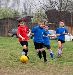 How to Take Great Sports Photos of Your Kids - Sports photography Tips