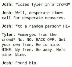 This is why Josh is out of the band