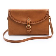 Madewell Embossed Cross Body Bag (€120) ❤ liked on Polyvore featuring bags, handbags, shoulder bags, purses, bolsas, accessories, carteras, castle brown, leather crossbody purses and brown leather purse