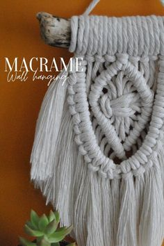 Looking for a one of a kind handmade present that will make you the best gift-giver ever?  Look no further.   This small but mighty Macramé wall hanging has two soft layers of fluffy cotton and would make a great boho addition to a space.  Check our listing out on Etsy and what else we have to offer here:  Soft Layers, Scandi Style, Uk Fashion, Natural Texture, Handmade Christmas, Creative Art, Fiber Art, Best Gifts, Crochet Hats