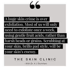 Skin Clinic, Your Skin, Instagram