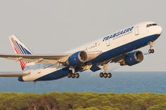 Boeing 767-300 Transaero EI-UNF cn 26238/440