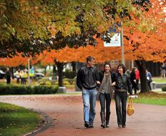 Fall Family Weekend is October 25-27! Can't wait to see all of our #zag families on campus.