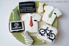 mormon mission variety plate  by Cookie Bliss (Laurie), via Flickr