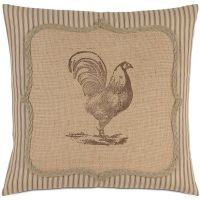 French Country - Foghorn Leghorn (Looney Tunes Chicken) Pillow