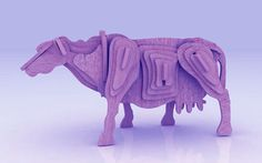 Mary the Moo Cow (plasma)