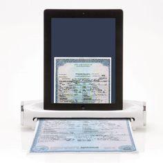 $59.84 | Brookstone iConvert Scanner for iPad Tablet