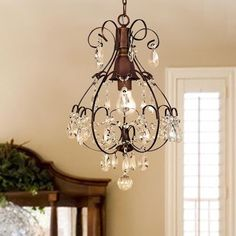 Rustic,Crystal Chandeliers & Pendants - Overstock Shopping - Light Fixtures With Style. Description from overstock.com. I searched for this on bing.com/images