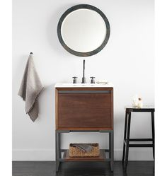 Warner Powder Vanity  | Rejuvenation