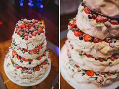 Znalezione obrazy dla zapytania pavlova cake wedding