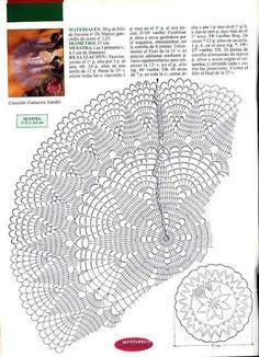 crochet - toalhinhas várias - assorted doilies - Raissa Tavares - Picasa Web Albums