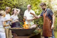 The OFYR (pronounced oh-fire) is a new way to cook and grill outdoors – with a unique design for incredible versatility. This grill from the Netherlands is a functional piece of artwork designed to bring beauty, warmth, and delicious food to your outdoor events. Its three-part modular design makes OFYR easy to transport and perfect for your venue, club or catering business.