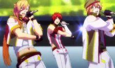 Ren, Otoya and Natsuki - 2000% Love