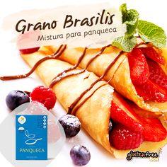 Mistura para Panqueca - Grano Brasilis