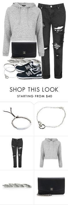 """""""Untitled #3611"""" by plainly-marie ❤ liked on Polyvore featuring Michael Kors, Cartier, Glamorous, Topshop, Bottega Veneta, Chanel, New Balance, women's clothing, women and female"""