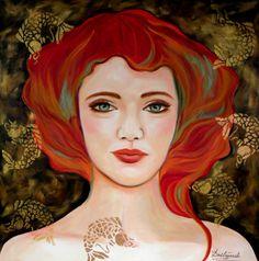 Ginger Made by Dionne van den Bijgaart www.dionnevandenbijgaart.com