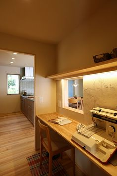 Trendy Home Office Loft Nooks Ideas Workspace Design, Home Office Design, Home Office Decor, House Design, Japanese Home Decor, Japanese Interior, Japanese House, Room Interior, Interior Design Living Room