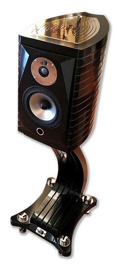 Lucxar Atriatic monitor speaker – M. – Lucxar Atriatic monitor speaker – M. Hifi Audio, Audio Speakers, Audiophile Speakers, Mc Intosh, Whole Home Audio, Cd Player, Monitor Speakers, Audio Room, Speaker Stands