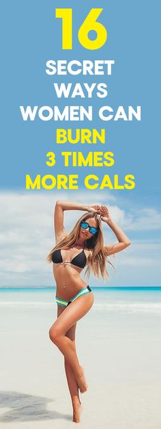 16 secret ways women can burn 3 times more cals - I'm a very positive thinker, and I think that is what helps me the most in difficult moments.