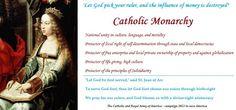 The Catholic and Royal Army of America https://www.facebook.com/catholicarmy